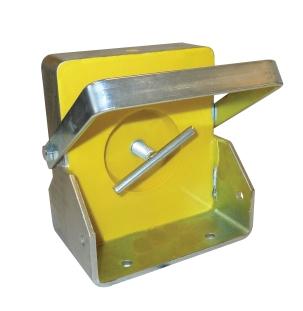 Aimant ceinture métallique