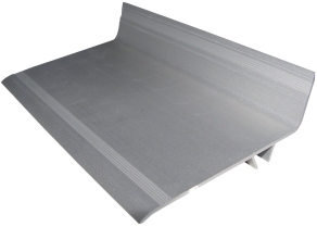 Couvre joint aluminum angle