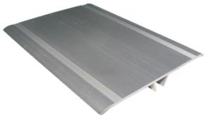 Couvre joint aluminum plat