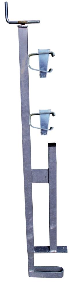 Pince dalles base fixe à bloqueurs