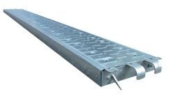 Planche acier galvanisé